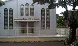 Terra Roxa - Igreja da Congregação Cristã do Brasil em Terra Roxa-Foto:Congregação Cristã.NET