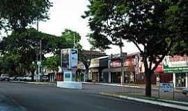 Terra Roxa - Terra Rocha-PR-Centro comercial-Foto:valeverdefm.com.