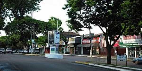 Terra Rocha-PR-Centro comercial-Foto:valeverdefm.com.