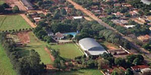 Terra Rocha-PR-Vista aérea-Foto:Paulo Sergio Costa
