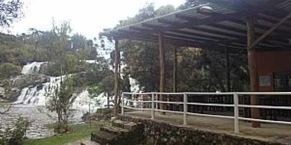 Tijucas do Sul-PR-Recanto Saltinho-Foto:tijucasdosul.pr.gov.br