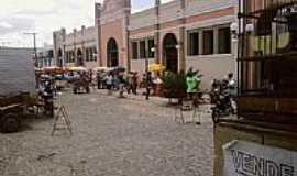 Irará - Mercado Municipal em Irará-Foto:M.Sll