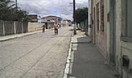 Irará - Rua São Judas em Irará-Foto:M.Sll