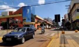 Toledo - Rua Sete de Setembro com Rua Bar�o do Rio Branco, Por Ricardo Mercadante