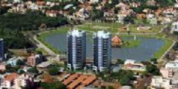 lago municipal diva paim..., Por matheus gabrile