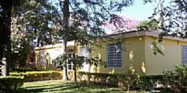 Prefeitura Municipal de Tomazina-Foto:Aparecido Ferraz