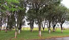 Três Bocas - Campo de Futebol no Clube Real em Três Bocas-Foto:Ricardo Mercadante
