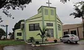 Três Bocas - Igreja em Três Bocas-Foto:Ricardo Mercadante