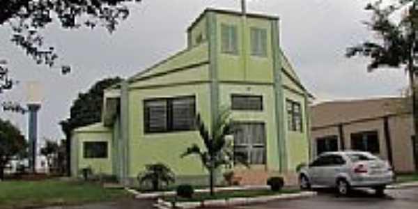 Igreja em Três Bocas-Foto:Ricardo Mercadante