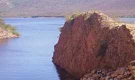 Irec� - Barragem de Miror�s em Irec�-BA-Foto:MMAlencar