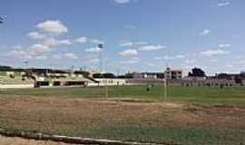 Irec� - Campo de Futebol de Irec�-BA-Foto:Ivan Figueiredo