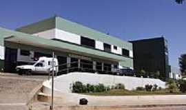 Irecê - Hospital Regional em Irecê-BA-Foto:Ivan Figueiredo