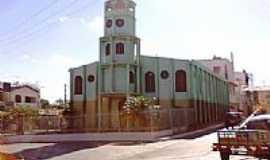 Irec� - Igreja Batista em Irec�-BA-Foto:Ivan Figueiredo