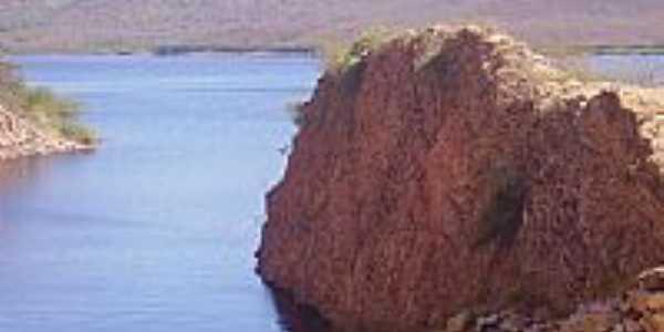 Barragem de Mirorós em Irecê-BA-Foto:MMAlencar