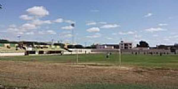 Campo de Futebol de Irecê-BA-Foto:Ivan Figueiredo