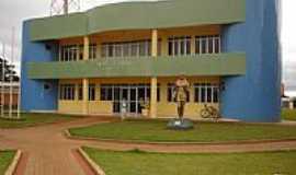Tup�ssi - Centro Cultural-Foto:Cleber B. Farias