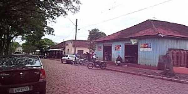 Tupinambá-PR-Centro do distrito-Foto: Edson Palácio
