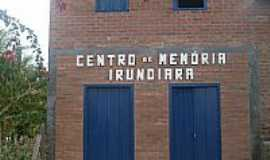 Irundiara - Centro Memória de Irundiara-BA-Foto:Palloma, Eliana, Gisele, Zelia, Rosany, Josimeire
