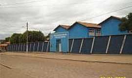 Irundiara - Centro Municipal Educacional Wilson David Domingues em Irundiara-BA-Foto:Palloma, Eliana, Gisele, Zelia, Rosany, Josimeire