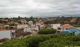 Irundiara - Rio do Gavião e a cidade de Irundiara-BA-Foto:Palloma, Eliana, Gisele, Zelia, Rosany, Josimeire