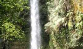 Turvo - Cachoeira Cristiano Rickli, Turvo-PR, Por Gilmar Amaral