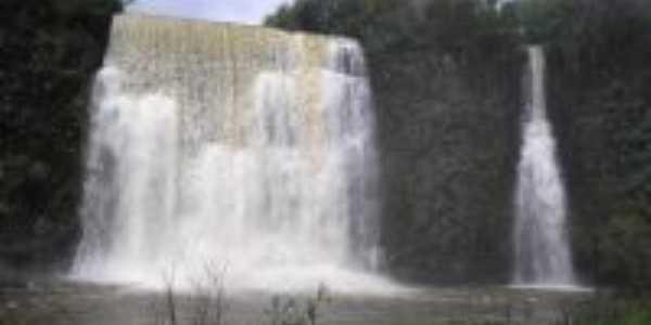 Cachoeira dos Turcos, Turvo-PR, Por Gilmar Amaral