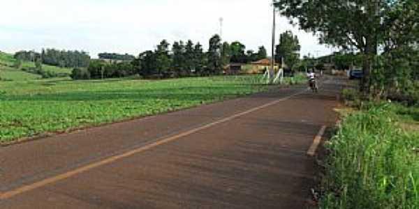 Imagens da localidade de Ubaúna - PR Distrito de São João do Ivaí - PR