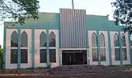 Ubiratã - Igreja Matriz de Santo Antonio-Foto:Fabio Augusto Celest…