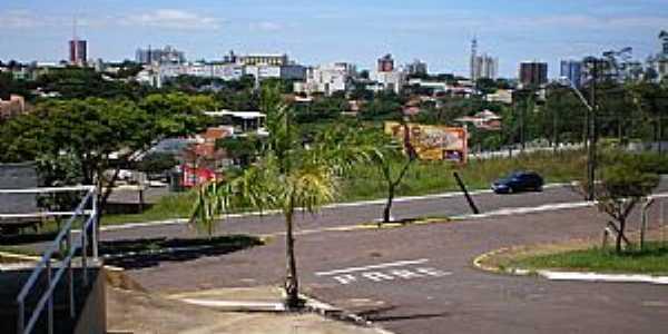 Umuarama-PR-Vista parcial da cidade-Foto:Udson Pinho