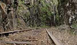 União da Vitória - Ferrovia em União da Vitória-PR-Foto:Sofia kawka do Prado