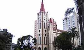 União da Vitória - União da Vitória-PR-Catedral do Sagrado Coração de Jesus-Foto:Vicente A. Queiroz