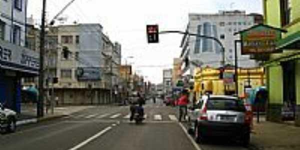 União da Vitória-PR-Centro da cidade-Foto:Loivinho A.M.França