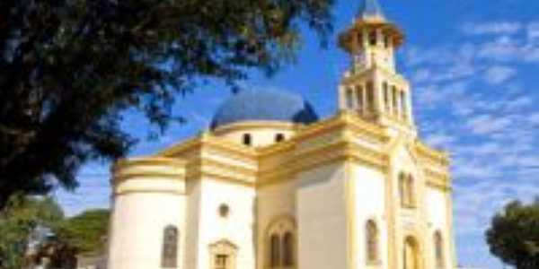 Catedral de Uraí-PR, Por Acir Mandello