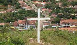 Coité do Nóia - Coité do Nóia-AL-Cruzeiro no morro-Foto:Ademir Cezário