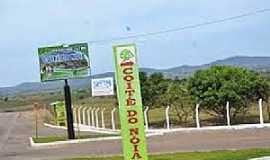 Coit� do N�ia - Coit� do N�ia-AL-Trevo de acesso-Foto:descontraindo.com.br