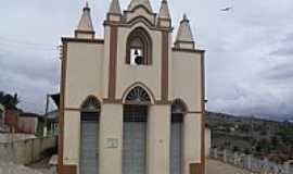 Coité do Nóia - Igreja de São Benedito Coité do Nóia-Foto:Sergio Falcetti