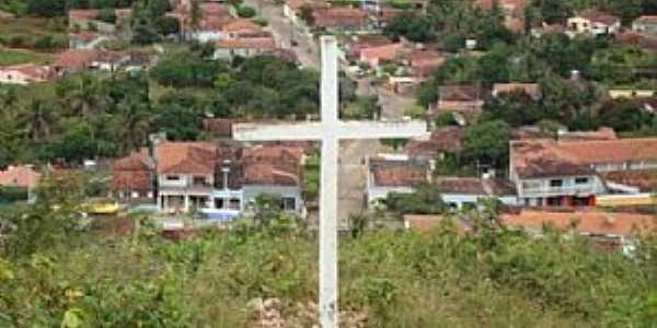Coité do Nóia-AL-Cruzeiro no morro-Foto:Ademir Cezário