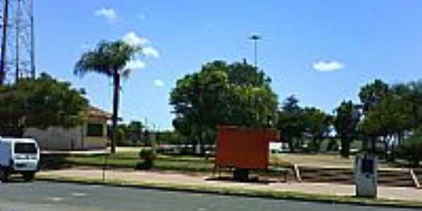 Ventania-PR-Praça Dário Bertoudi-Foto:Jefferson Phillipi
