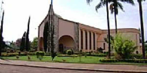 Igreja de Vera Cruz, por Artemio C.Karpinski.