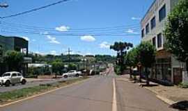 Verê - Avenida de entrada de Verê-PR-Foto:leonir angelo lunard…