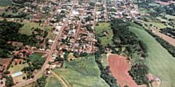Vista a�rea de Ver�-PR-Foto:Itavere