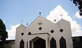 Itabela - Igreja Matriz de São João Batista em Itabela-BA-Foto:erlancosta
