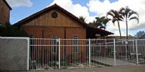 Igreja Cristã Maranata em Itabela-BA-Foto:erlancosta