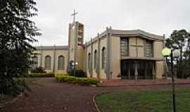 Vila Nova - Igreja Evangélica Luterana em Vila Nova-Foto:Ricardo Mercadante