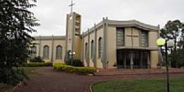 Igreja Evangélica Luterana em Vila Nova-Foto:Ricardo Mercadante