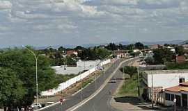 Itaberaba - Entrada da cidade - or Caio Graco Machado