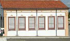 Itaberaba - Casarões do centro histórico por Aecio Matos