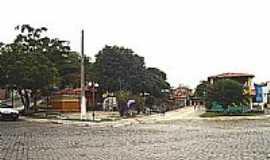 Itaberaba - Pra�a Central por Valter Auster