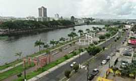Itabuna - Avenida Azis Maron em Itabuna-Foto:cerrado