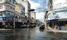 Itabuna - Avenida Cinquentenário em Itabuna-Foto:cerrado